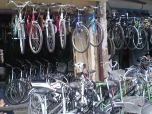 Mua xe đạp, xe điện, xe máy cũ
