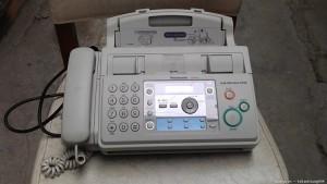 Máy Fax Panasonic KXF P701