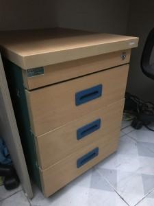 Hộc tài liệu 3 ngăn kéo Nội thất 190 thanh lý giá rẻ