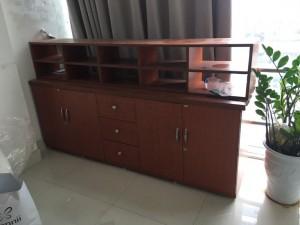 Tủ để tài liệu gỗ melamin Dài 2m