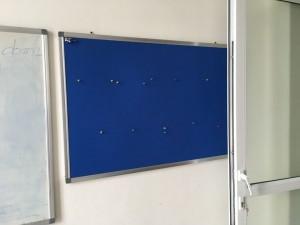 Bảng ghim xanh loại 1m Giá rẻ
