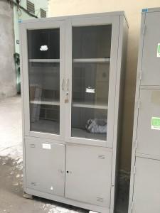 Tủ sắt hồ sơ hoà phát thanh lý giá rẻ