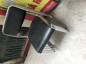 Ghế chân quỳ da không tay giá rẻ